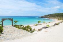 Plage de Cay Bay