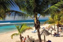 Plage Pierre et Vacances - Sainte Anne - Guadeloupe