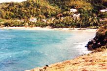 Anse l'étang - Martinique