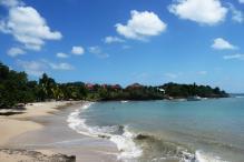 Anse Pont Café - Martinique