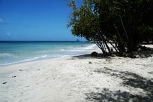 Plage Fond Banane - Martinique