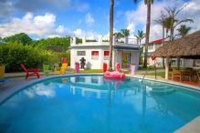 Hotel bord de mer Las Terrenas Playa Punta Popy Republique Dominicaine