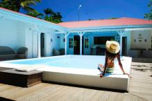 Location villa à 100m de la plage - Vue d'ensemble