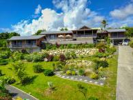 Villa de luxe Saint François Guadeloupe - piscine et balnéo