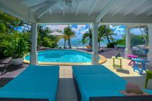 Villa de luxe en Guadeloupe - Le lagon de St François