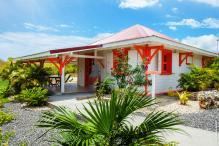 Location villa au charme créole - Vue d'ensemble