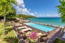 Location villa Martinique - Piscine