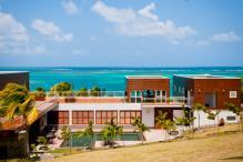Villa grand luxe Martinique Vue d'ensemble