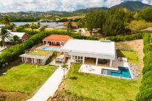 Location Villa Martinique vue aérienne