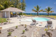 Villa luxe Martinique - Piscine, carbet et vue mer