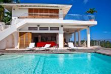 Location villa Las Terrenas - La villa avec piscine