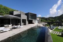 Location villa Saline - La piscine 1