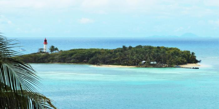 Ilet du Gosier - Gosier - Guadeloupe