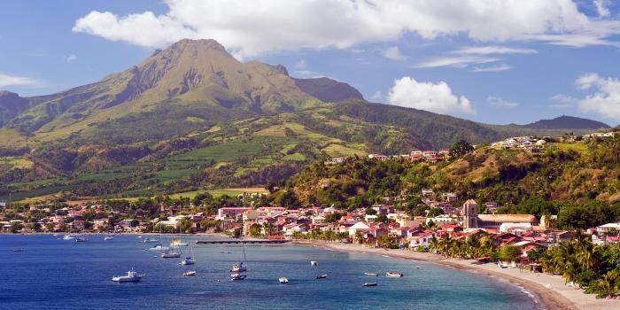 Saint Pierre - Martinique