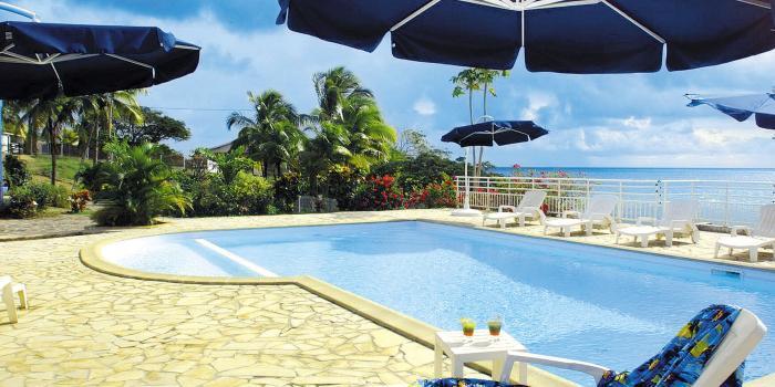 Résidence Corail Saint Luce Martinique - Piscine