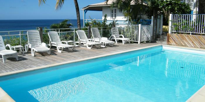 Hotel Martinique - Le Manguier - Piscine