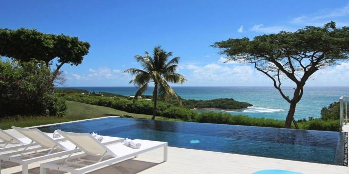 Villa Luxe Guadeloupe - Vue d'ensemble