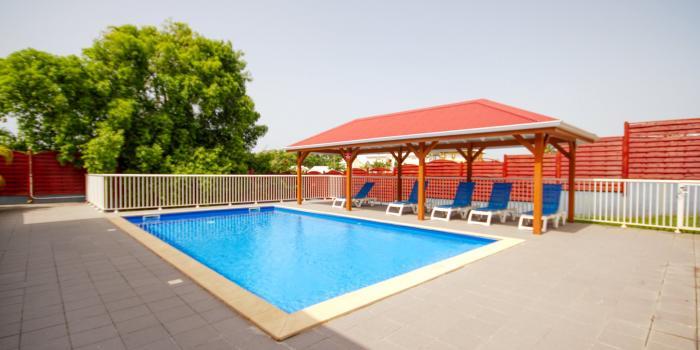 Villa à louer avec piscine en Guadeloupe - Club Ocear