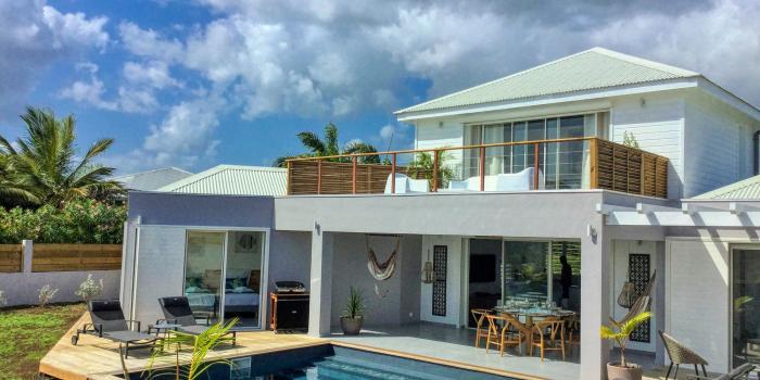 A louer sainte Anne Guadeloupe villa 3 chambres 6 personnes