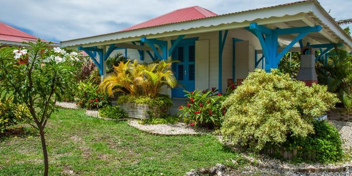 Villa de charme à Marie Galante - Vue d'ensemble