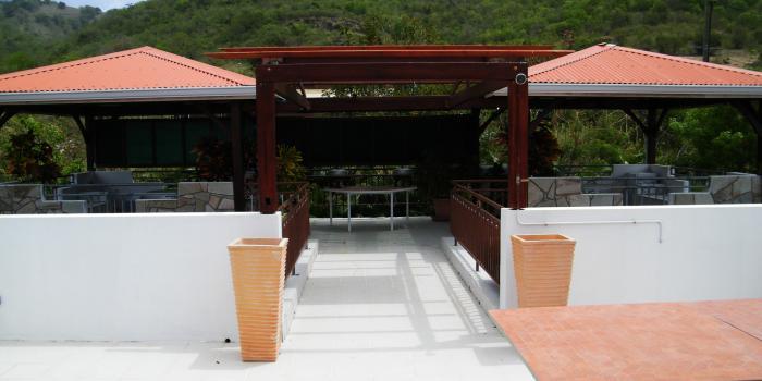 Location Maison Martinique - Anse d'Arlet - Terrasse