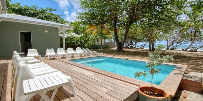 Maison de vacances Martinique - exterieur