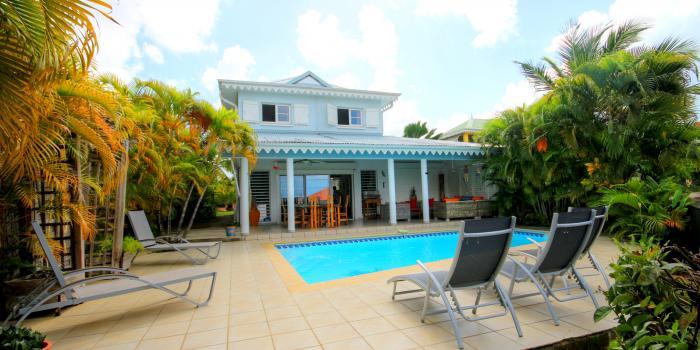 Location Martinique - Vue d'ensemble