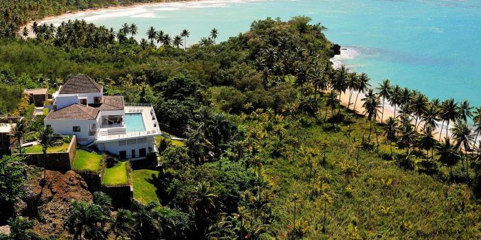 Location villa Las Terrenas - La villa