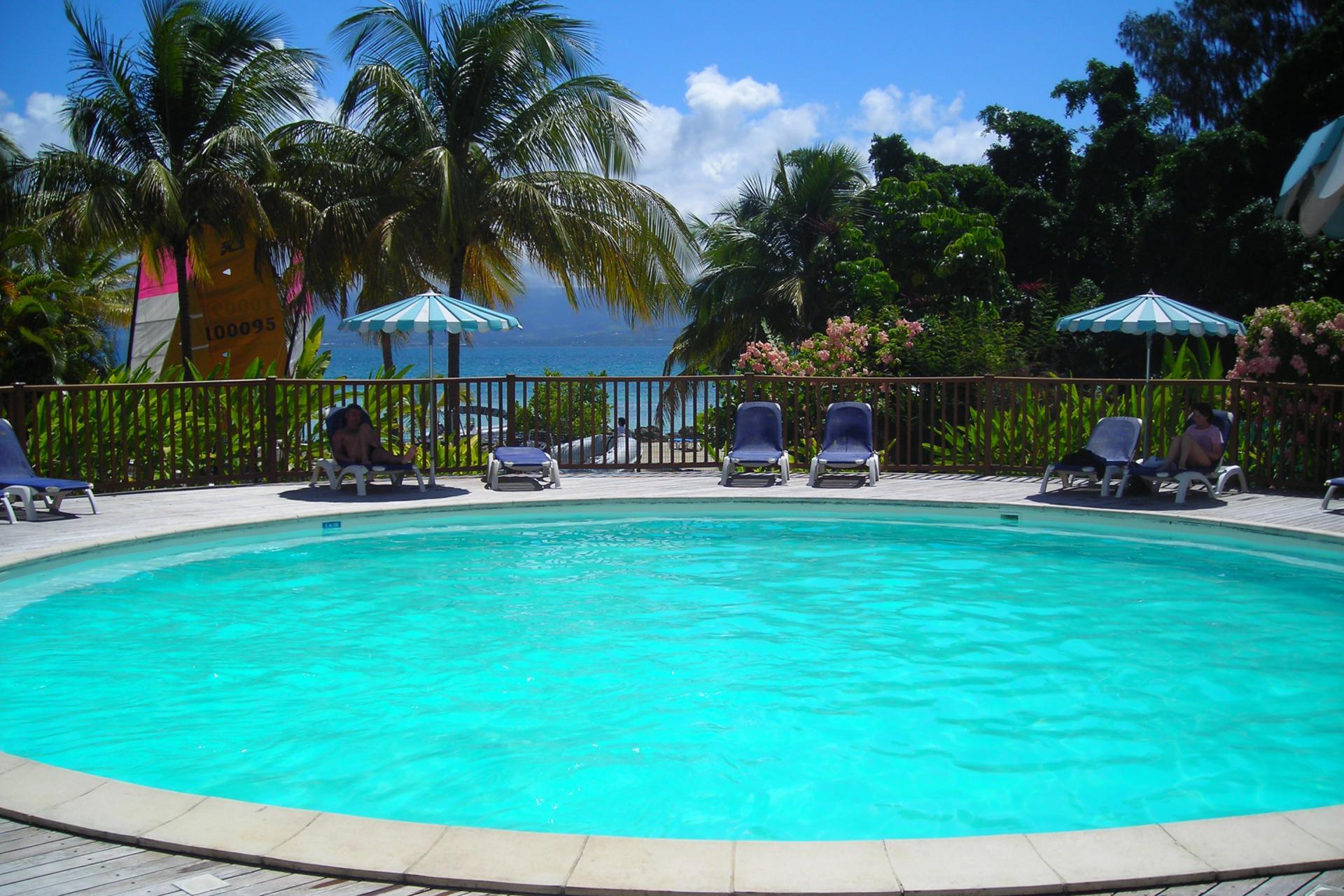 Karibea beach resort Gosier - Piscine