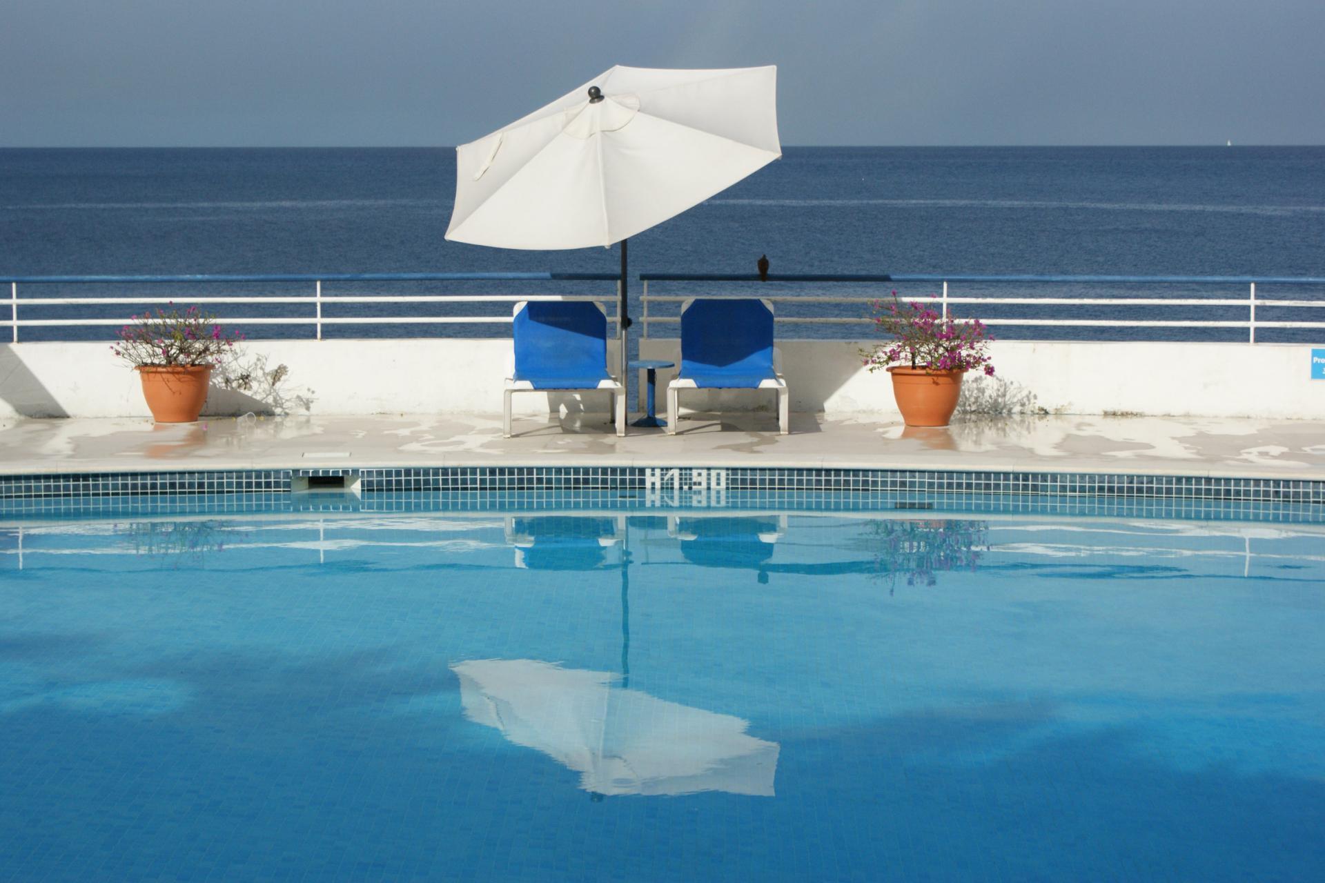 Hotel Batelière Martinique - Piscine