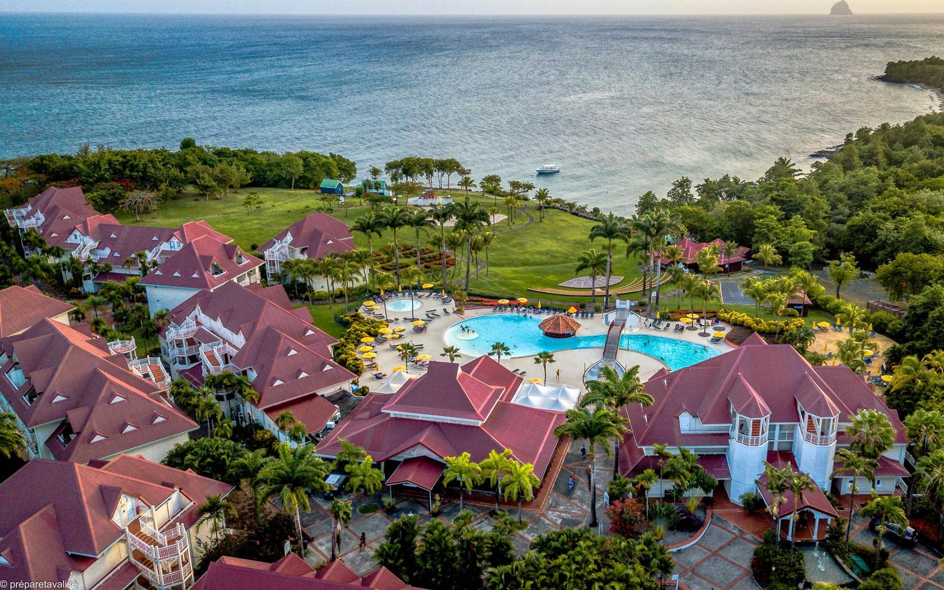 Pierre et Vacances Martinique - Vue d'ensemble