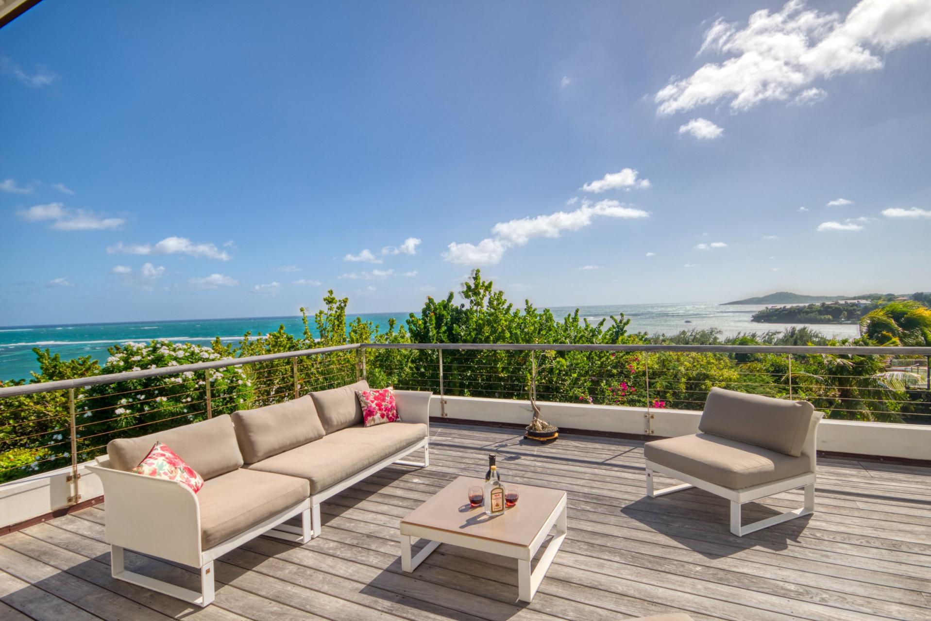 location villa de luxe en martinique pour 10 personnes