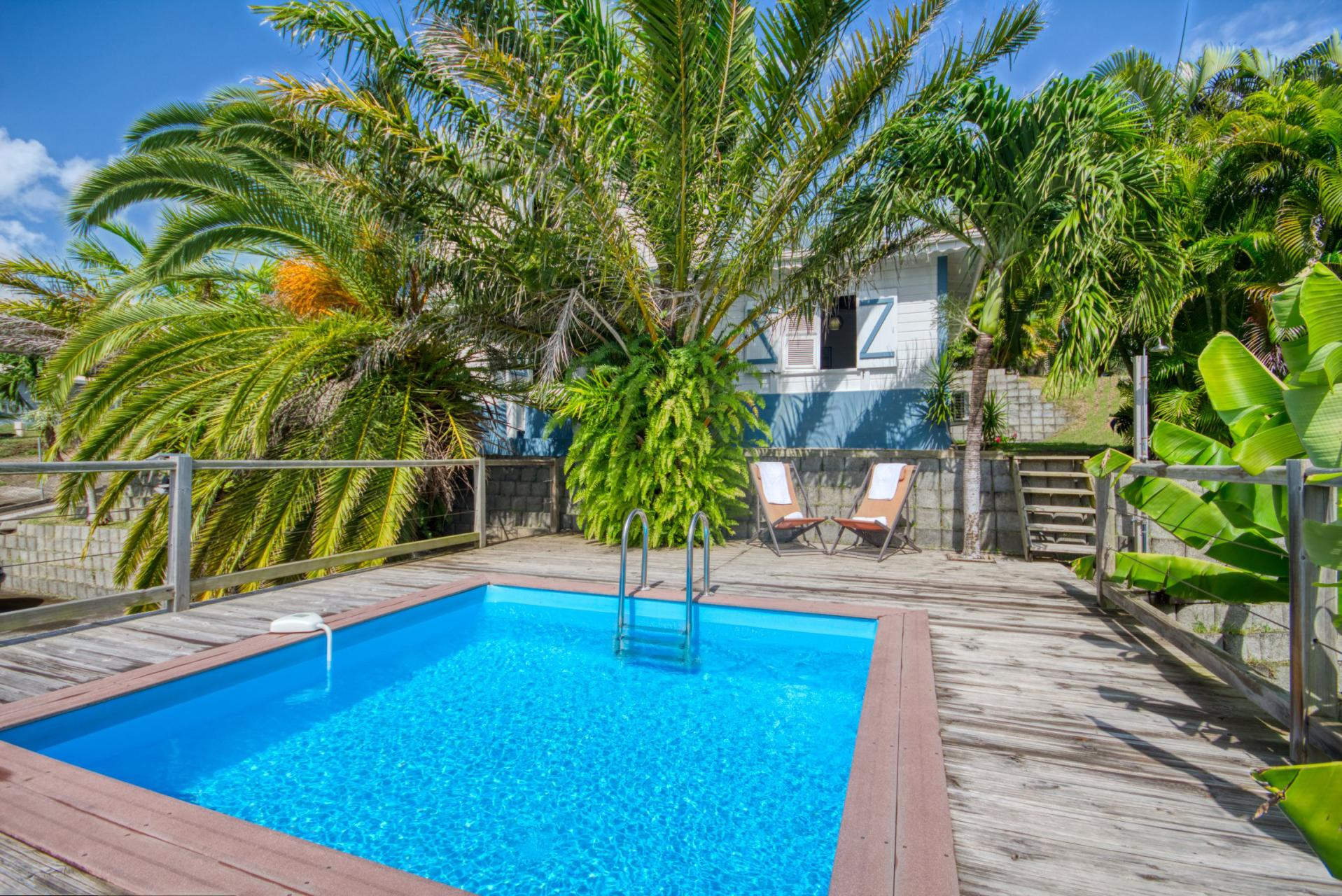 location maison martinique avec piscine