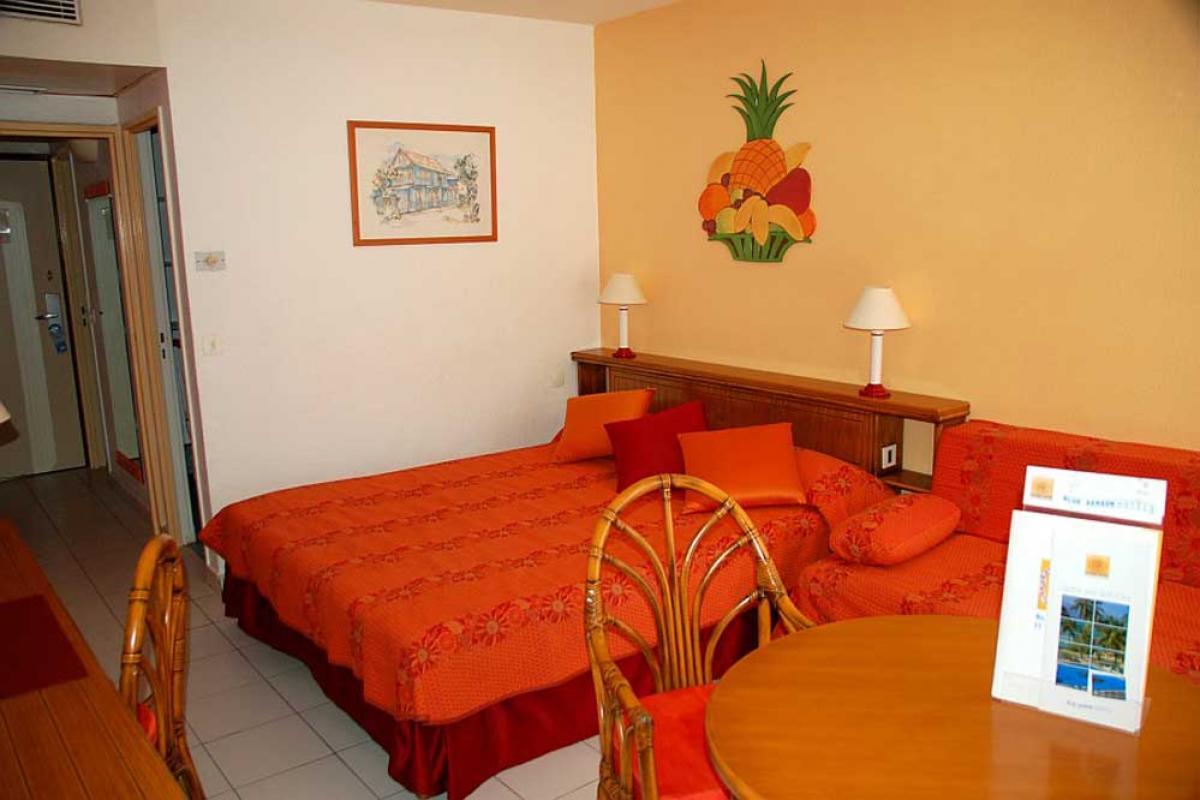 Hotel Fleur d'Epee Gosier - La chambre