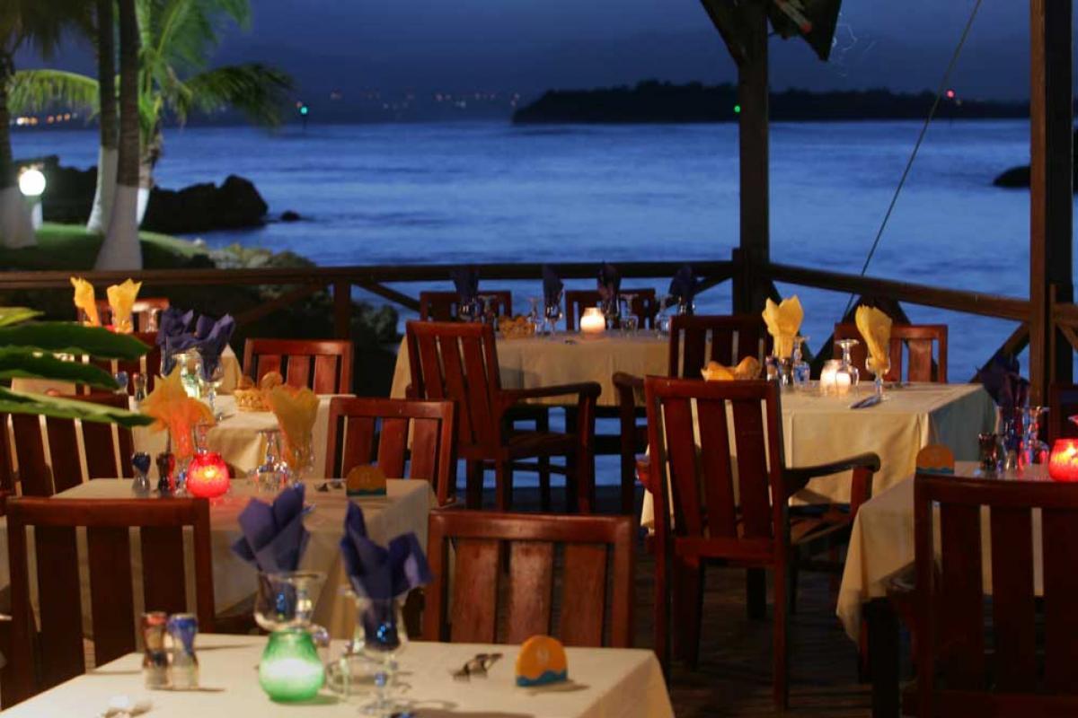 Hotel Fleur d'Epee Gosier - Restaurant