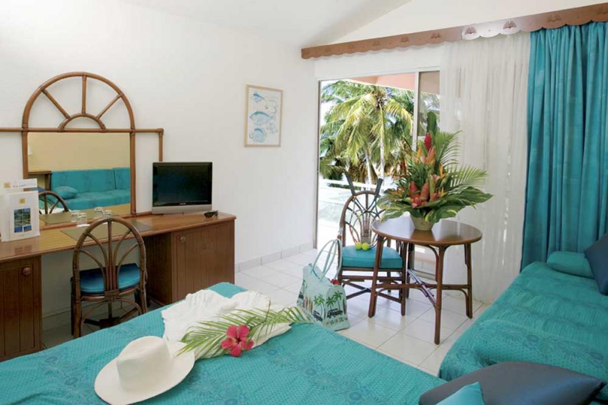 Hotel Fleur d'Epee - La chambre