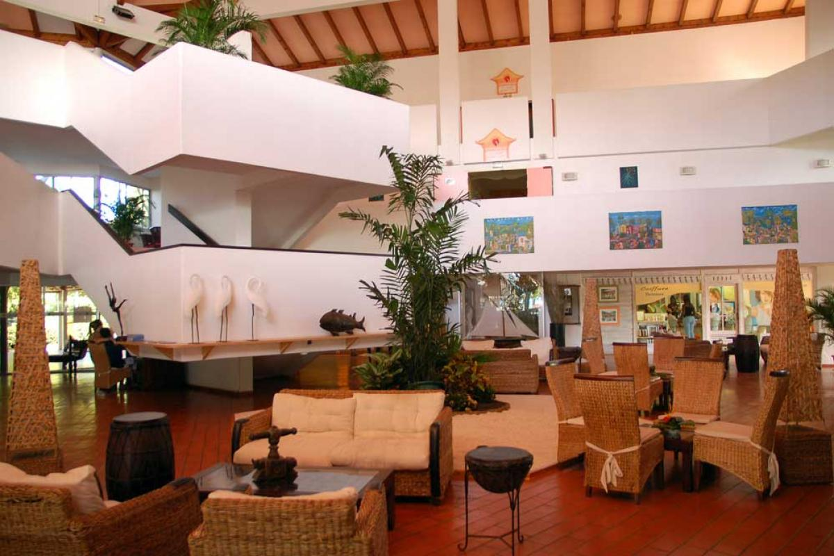 Hotel Fleur d'épee - Le Hall