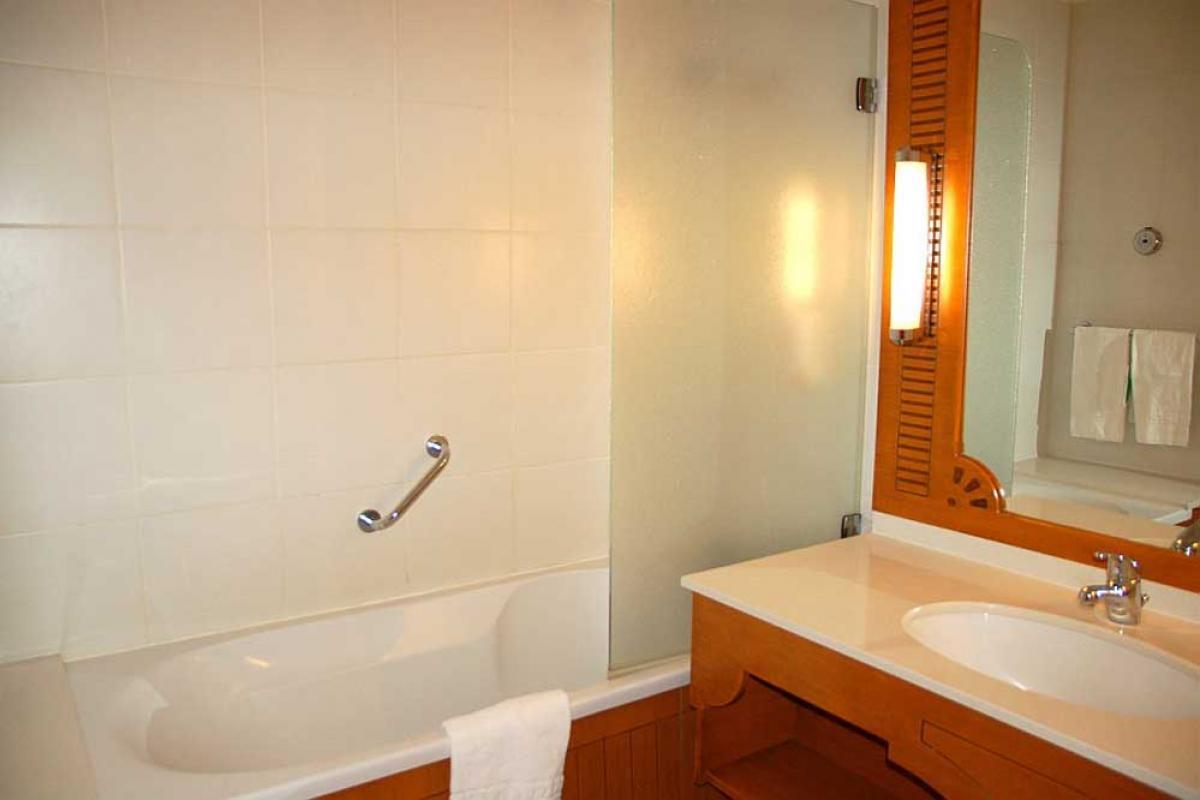 Hotel Fleur d'épee - Salle de bain