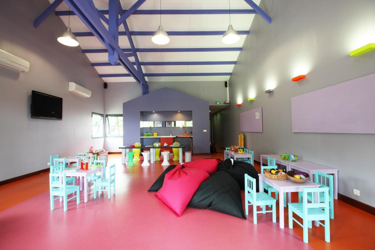 Residence Mahogany - Club enfant