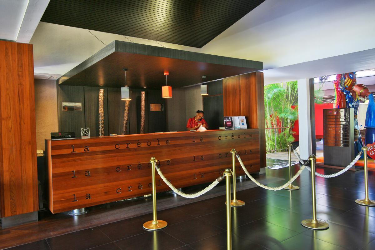 Residence Mahogany -  Réception