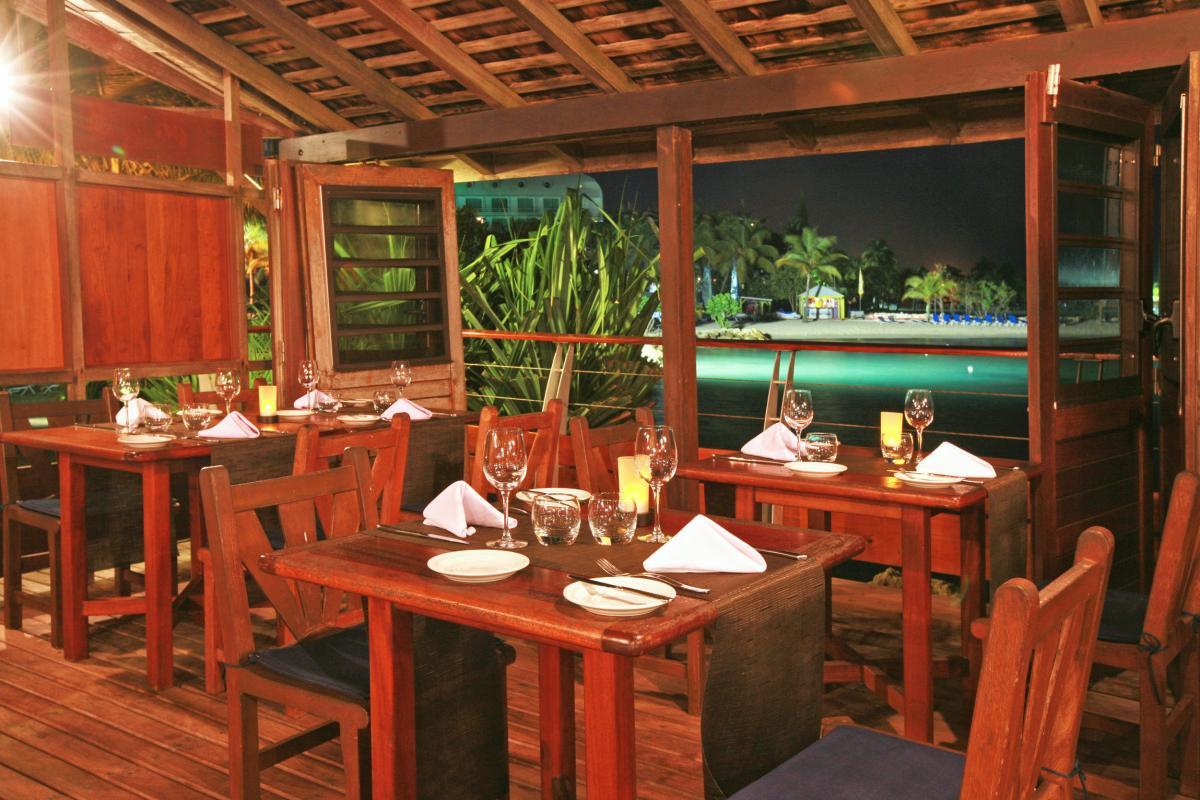 Residence Mahogany - Restaurant le Zawag
