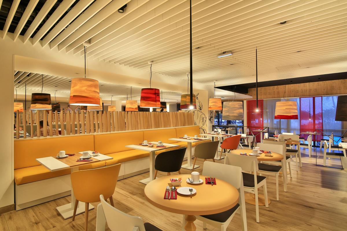 Residence Mahogany - Restaurant Route des Epices