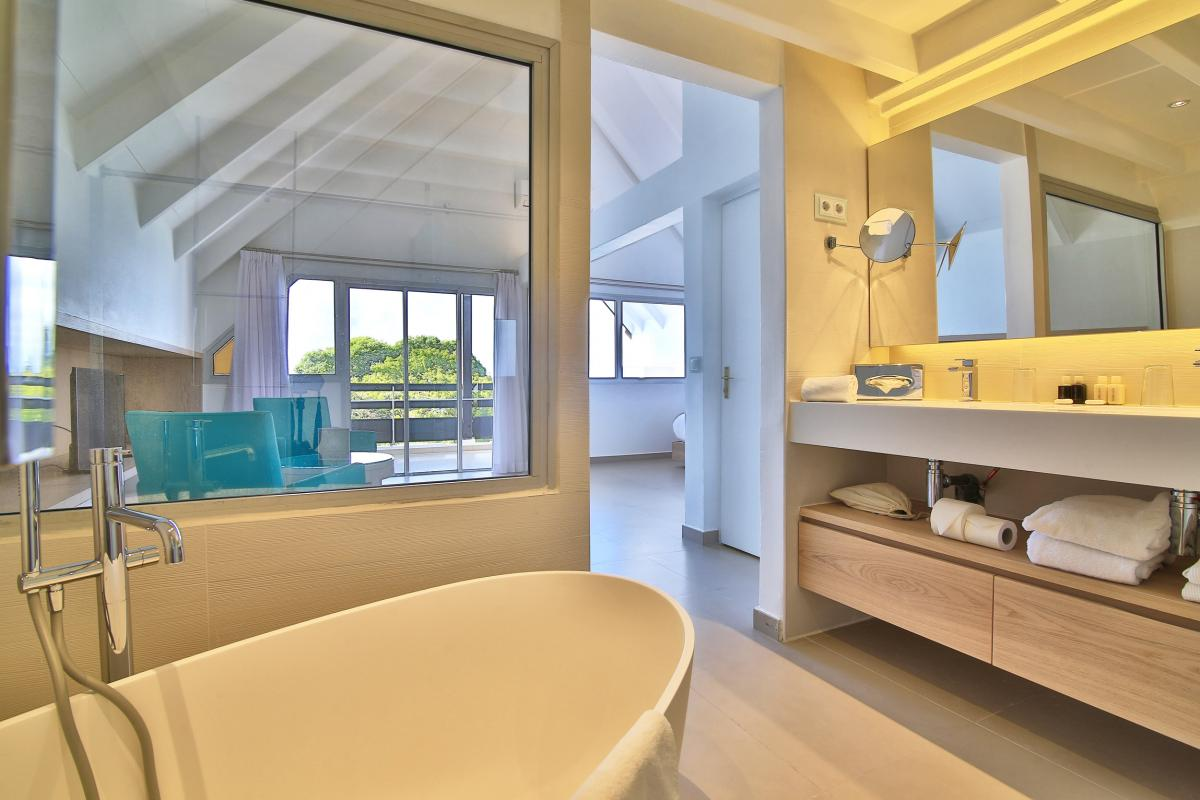 Residence Mahogany - Salle de bain