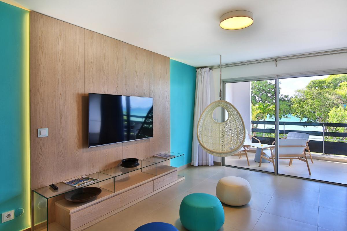 Residence Mahogany - salon suite