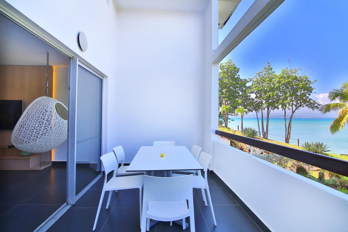 Residence Mahogany - Terrasse Suite