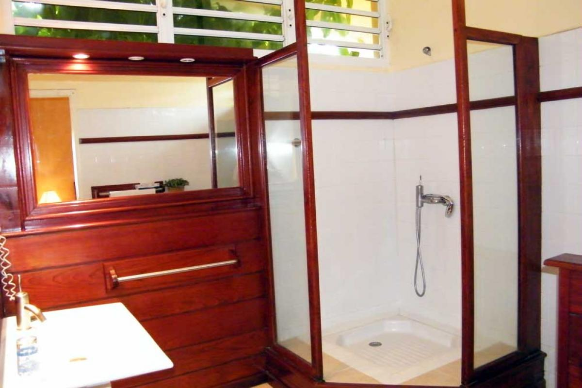 Hotel Diwali Guadeloupe - Photo hotel de charme - Salle d'eau