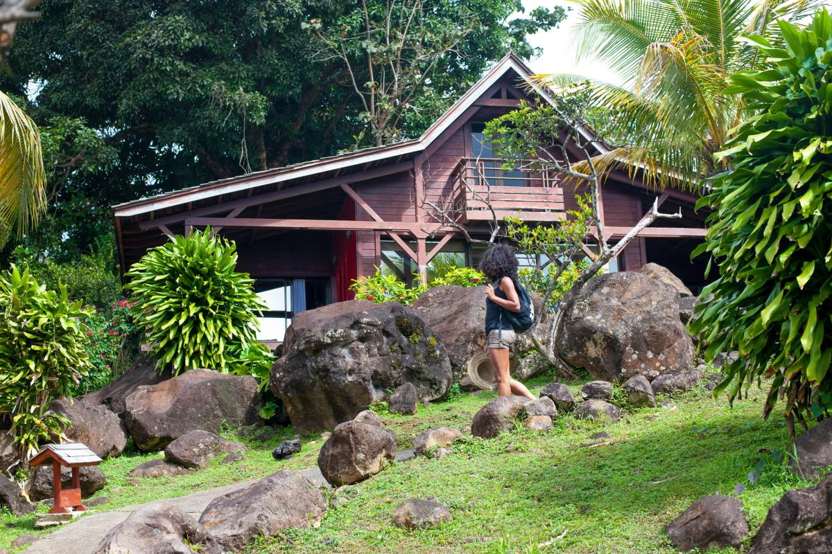 Le Jardin Malanga Guadeloupe - Cottage