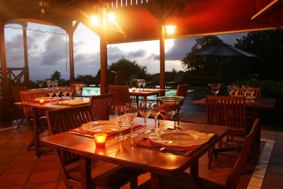Le Jardin Malanga Guadeloupe - Restaurant