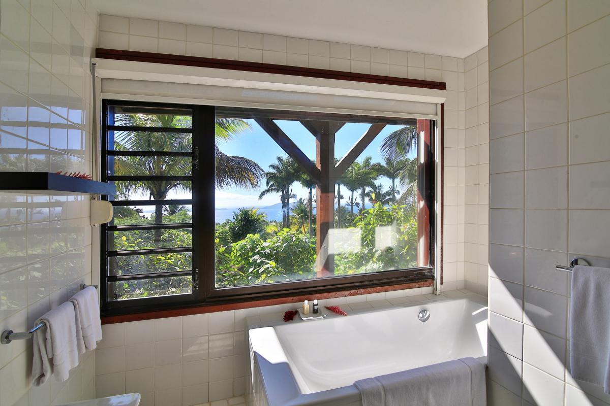 Le Jardin Malanga Guadeloupe - Salle de bain