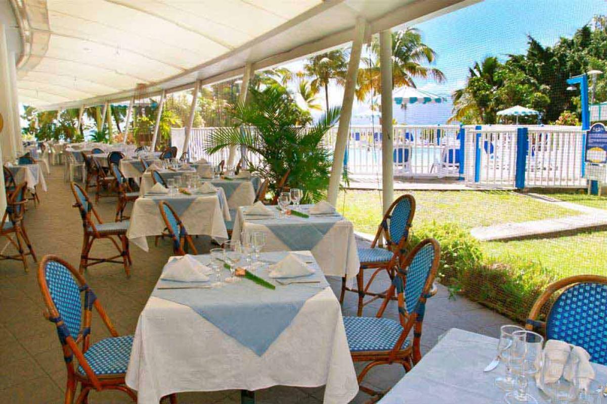 Hotel Clipper - Le restaurant